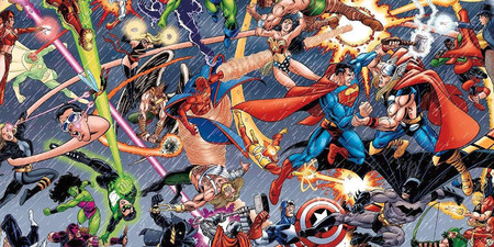 Jla Avengers Crossover Comic Justice League Facts