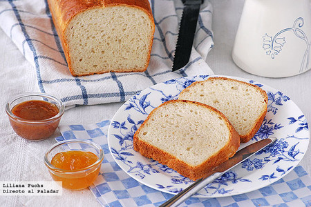 Pan De Molde Con Buttermilk Receta De Cocina Fácil Sencilla Y Deliciosa