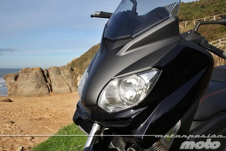 Yamaha X-MAX 125