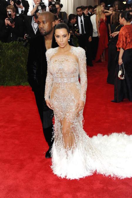 Kim Kardashian Kanye West 5