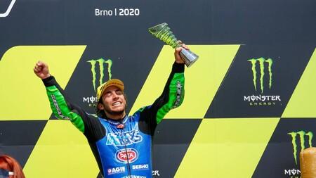 Bastianini Brno Moto2 2020 2