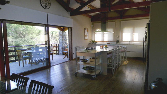 Cocinas Blancas En Isla Diseno Santos Kits Interiorisme 09