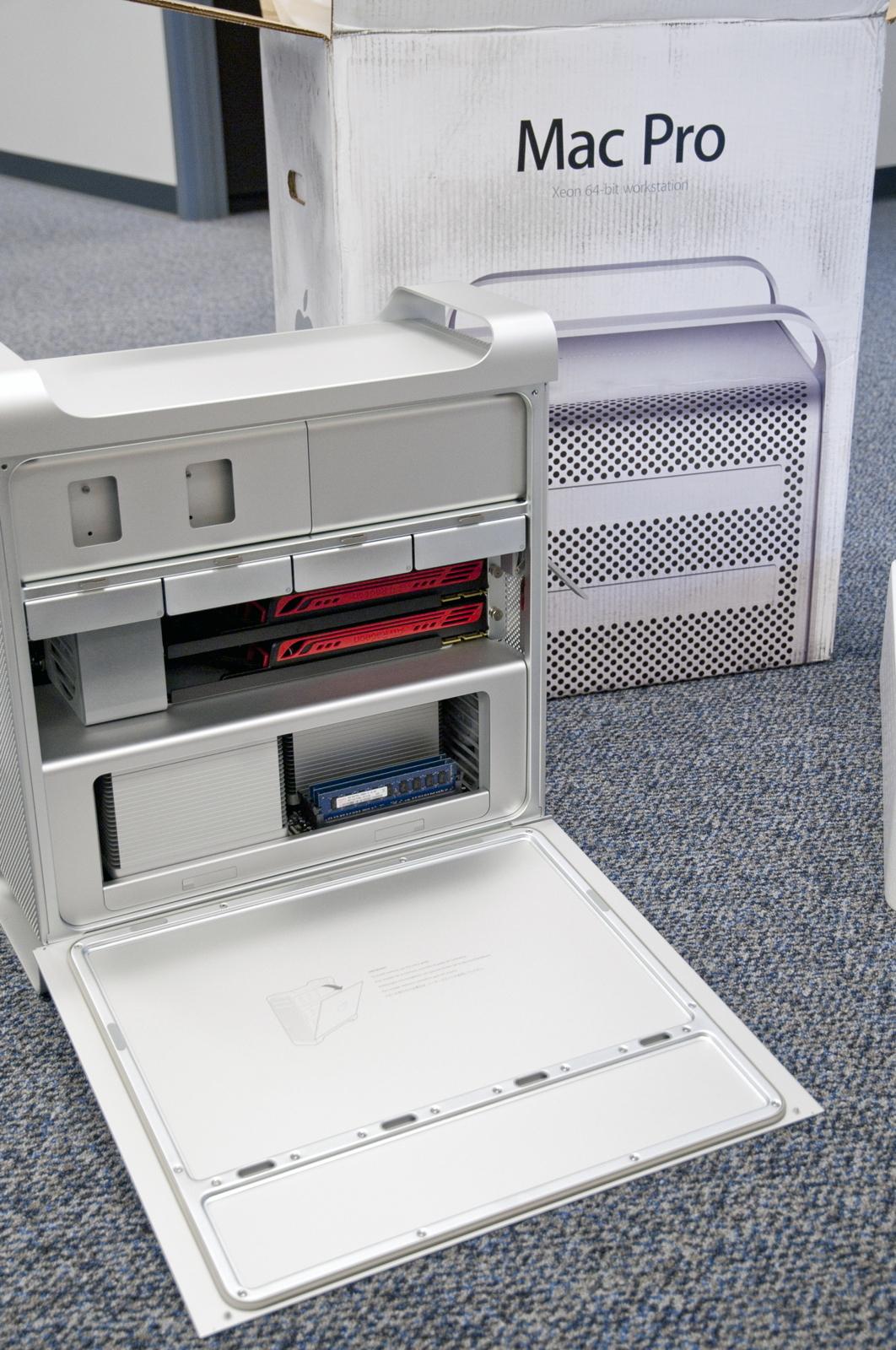 Foto de Unboxing del Mac Pro de 12 núcleos (6/11)