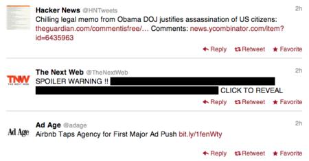 ¿Miedo a los spoilers de 'Breaking Bad' en Twitter? Despreocúpate con Spoiler Foiler