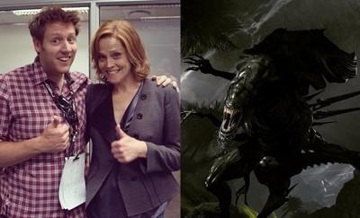 """Neill Blomkamp sobre 'Alien 5': """"Fox la haría mañana, el problema soy yo"""""""