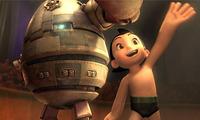 Póster y primeras imágenes de la película de 'Astro Boy', de Osamu Tezuka