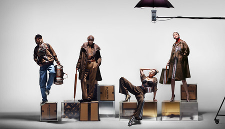 Burberry Debuts Monogram Collection