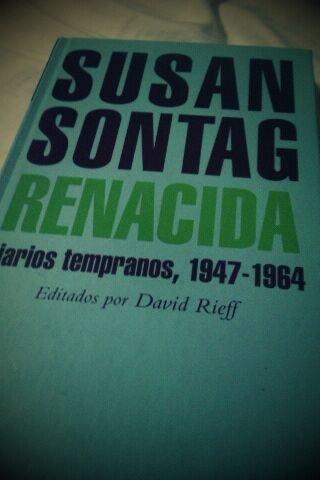 'Renacida. Diarios tempranos' de Susan Sontag