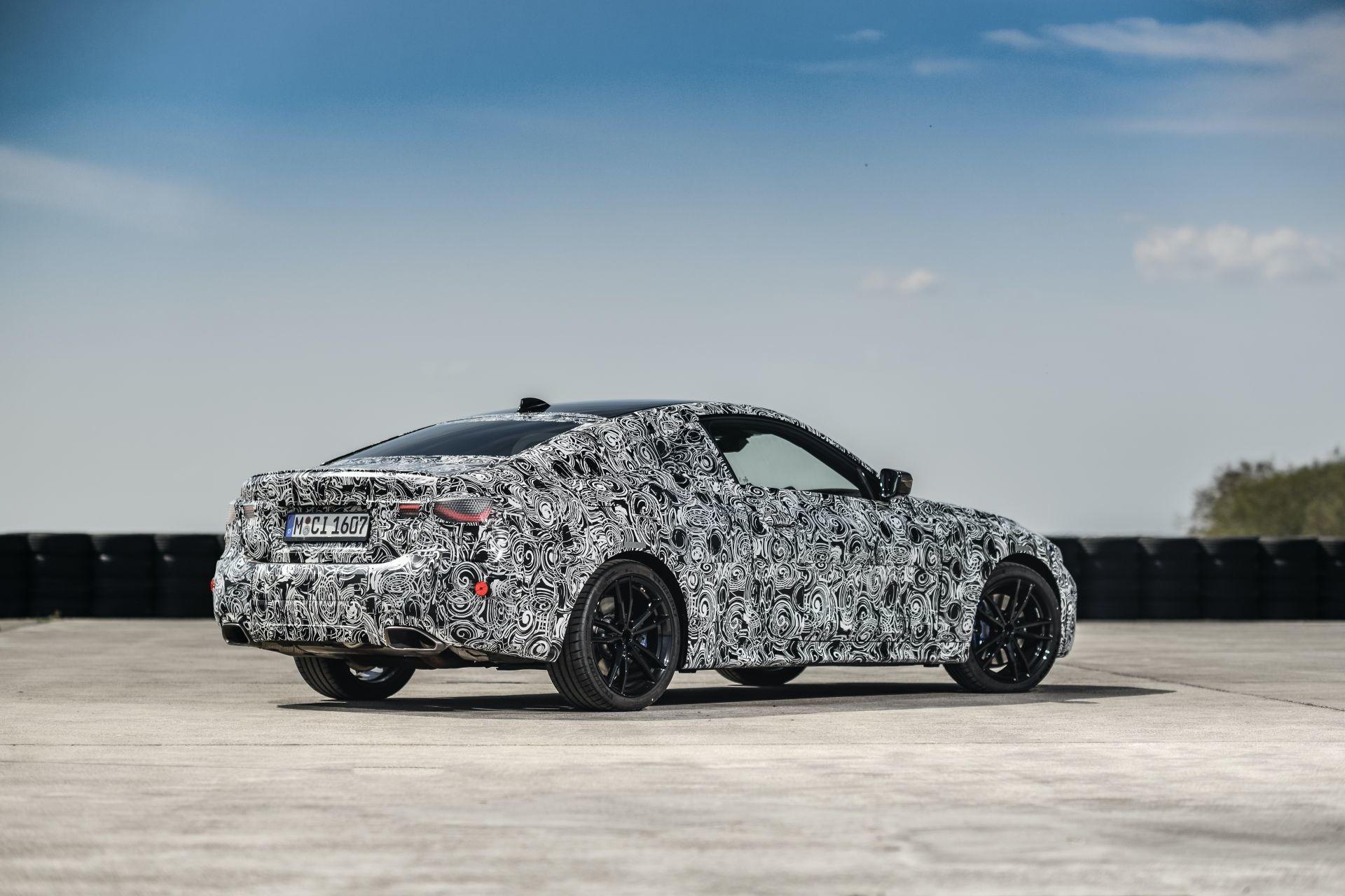 Foto de BMW Serie 4 2021 (fotos espía) (31/38)
