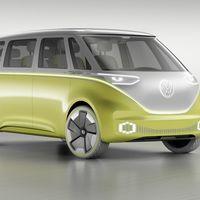 Volkswagen I.D. Buzz a producción. ¡La Combi estará de regreso!