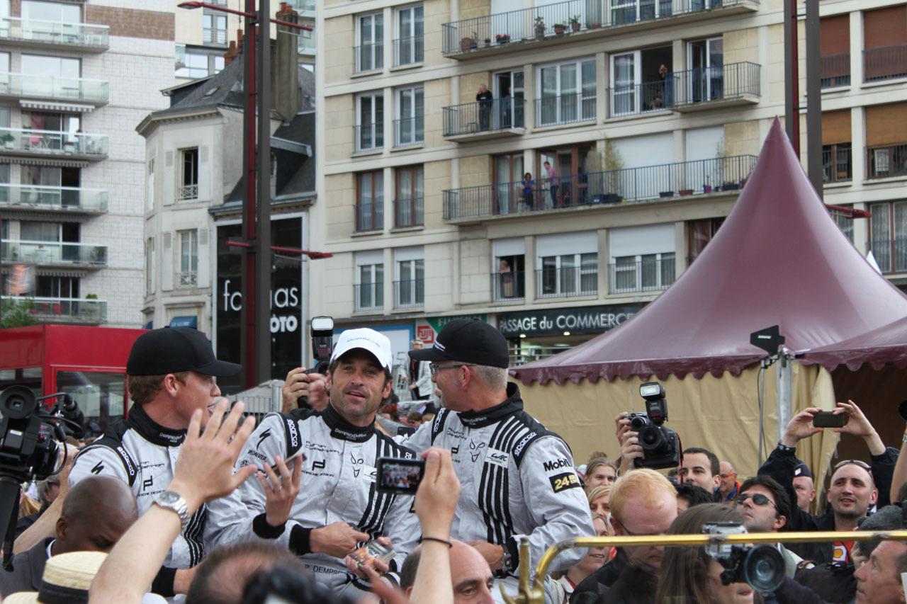 Foto de 24 horas de Le Mans 2013: 24 horas, 24 fotos (32/48)