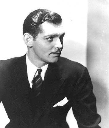 Clark Gable Style