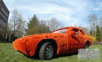 Porsche 924 Sofa Edition