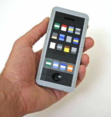 Imagen de la semana: el iPhone es un ladrillo