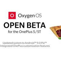 La beta de Android 9 Pie para el OnePlus 5 y el OnePlus 5T ya está abierta