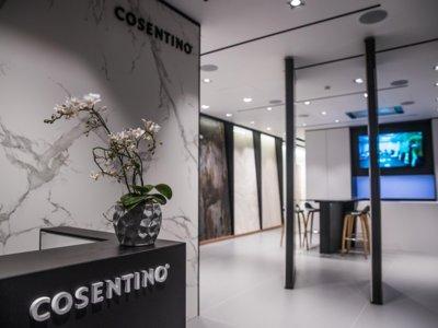 Espacios para trabajar: Nuevo showroom Cosentino City en Londres