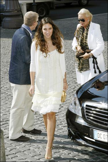 Tatiana Santo Domingo, una socialité de estilo hippie vinculada con Mónaco