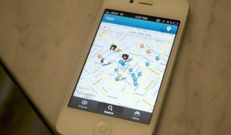 Apple podría integrar los datos locales de Foursquare en sus mapas