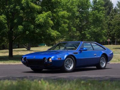 Joyas a subasta: Lamborghini Jarama GT de 1972