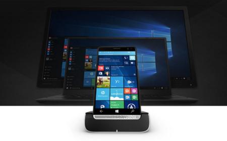 """El HP Elite X3 usa Windows 10 en lugar de Android """"por seguridad"""""""