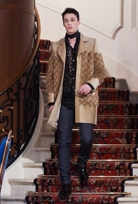 4 Chanel Pre Fall 2017 Paris Cosmopolite