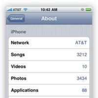 Primera imagen y rumores del nuevo iPhone OS 4.0