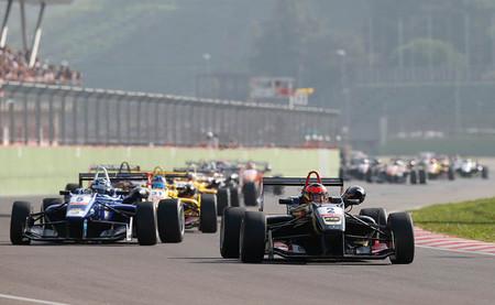 Esteban Ocón se proclama campeón del FIA European Formula 3 en Imola