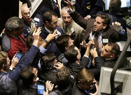 Otra forma de entender la crisis económica: los monos de Wall Street (I)
