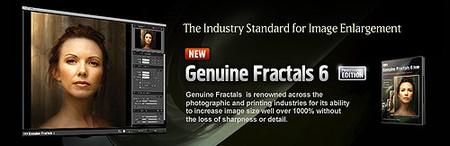 Nuevo Genuine Fractals 6