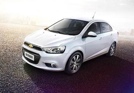 Dile hola (en chino) al nuevo Chevrolet Sonic