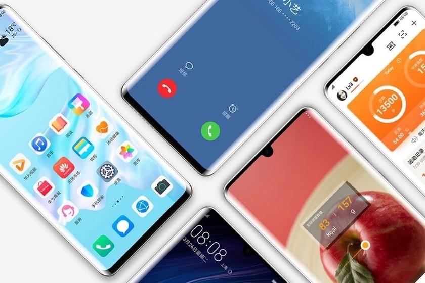 Huawei ya prueba su sistema operativo alternativo a Android en un millón de dispositivos