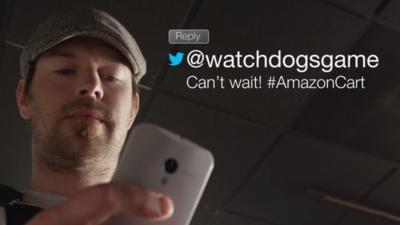 #AmazonCart: llenando nuestro carro de la compra con un hashtag de Twitter