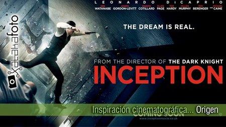 Inspiración cinematográfica... Origen
