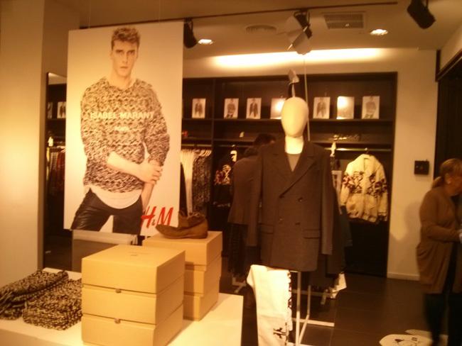 Foto de Isabel Marant para H&M: el día de la venta (2/13)
