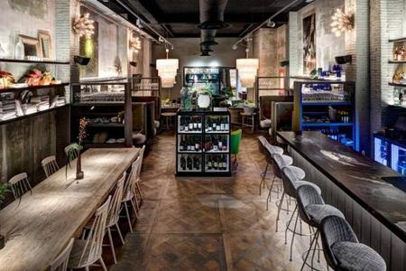 Jaime Beriestain Concept Store, un multiespacio sencillamente espectacular