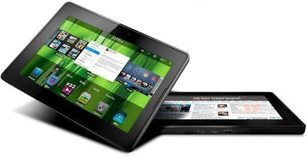Blackberry Playbook características