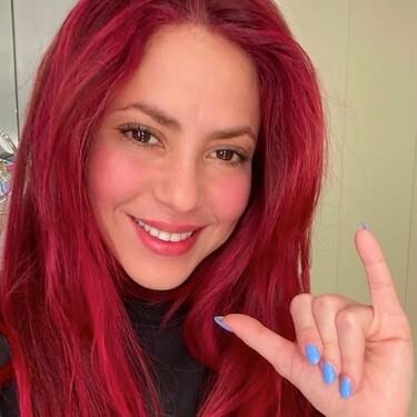 Saca el catalejo, ¡que Shakira nos enseña el conejo! Este es el curioso vídeo con el que la cantante nos desea felices Pascuas