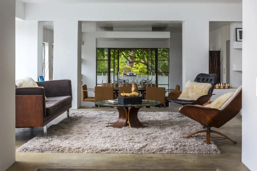 A la venta una casa icónica de los Ángeles diseñado por Frank LLoyd (hijo), y que ha sido propiedad entre otros de Diane Keaton