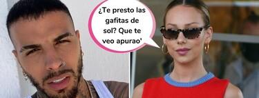 """Rauw Alejandro aclara si Ester Expósito acelera (o no) to' sus latíos': """"¿Yo no puedo pasarla bien un rato?"""""""