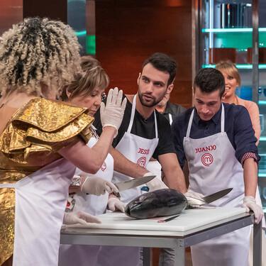 MasterChef Celebrity sigue en la vieja normalidad: poca cocina, mucho relleno y nula distancia social