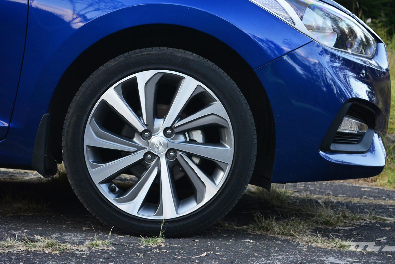 Foto de Hyundai Accent (prueba) (19/19)