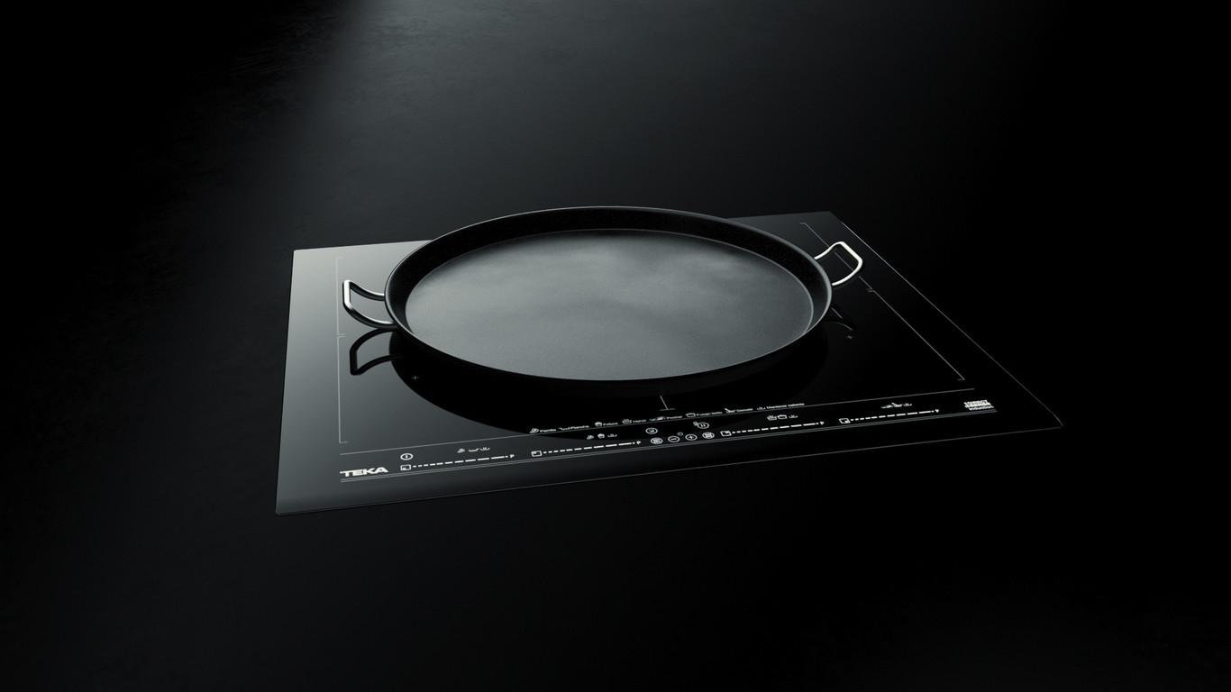 """Teka pone a la venta sus placas de inducción DirectSense con combinación de fuegos y """"chef"""" incorporado"""