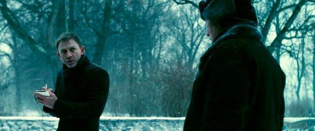 Daniel Craig es Mikael Blomkvist