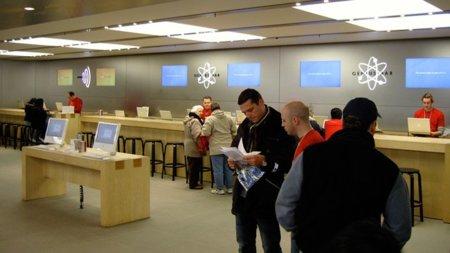 La experiencia de compra en las Apple Store mejorará con una nueva aplicación de check-ins