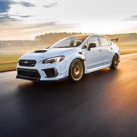 ¡Bestial! Chasis de competición, 346 CV y fabricación artesanal. Así de especial es el Subaru WRX STI S209