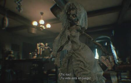 Guía Resident Evil Village: cómo matar a la marioneta de Donna Beneviento