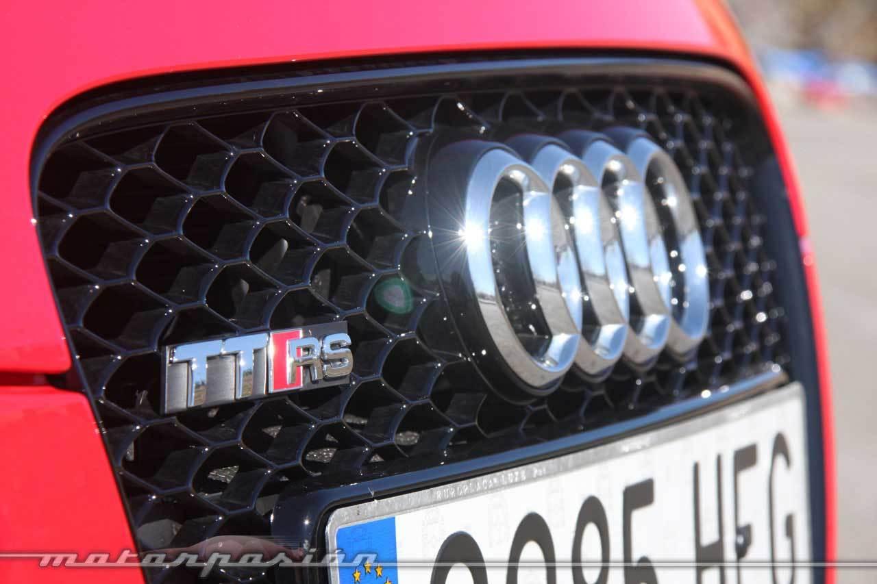 Foto de Audi TT RS S-Tronic (miniprueba) (7/51)