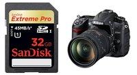 SanDisk Extreme Pro UHS-I: la tarjeta SD que quiere ser CF