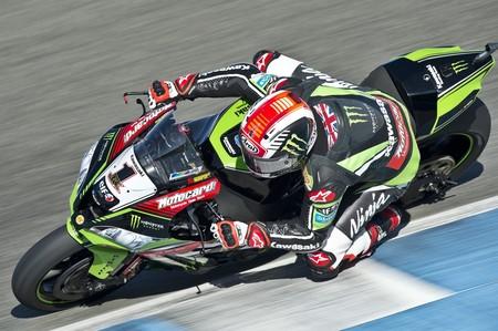 Jonathan Rea Sbk Jerez 2016