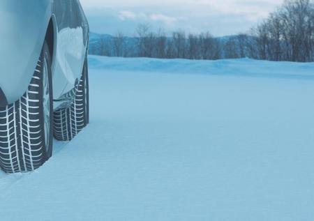 Toyota En La Nieve